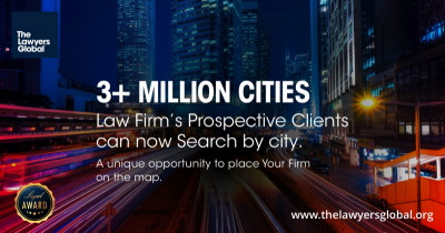 3+ million cities waiting for your Law Firms' listings