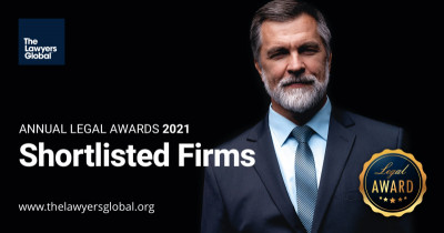 2021 Award Shortlisted Law Firms announcement