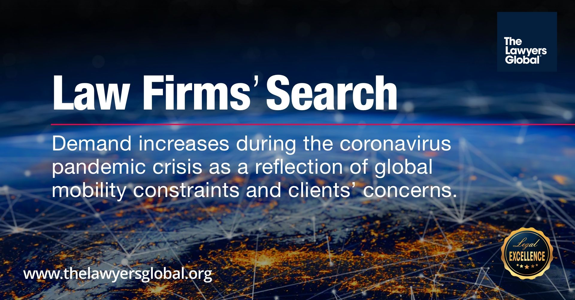 Law Firms' Search increase