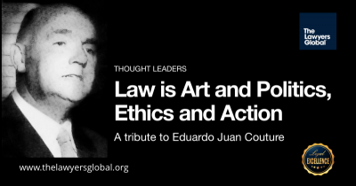 Eduardo Juan Couture's Lawyer's Ten Commandments