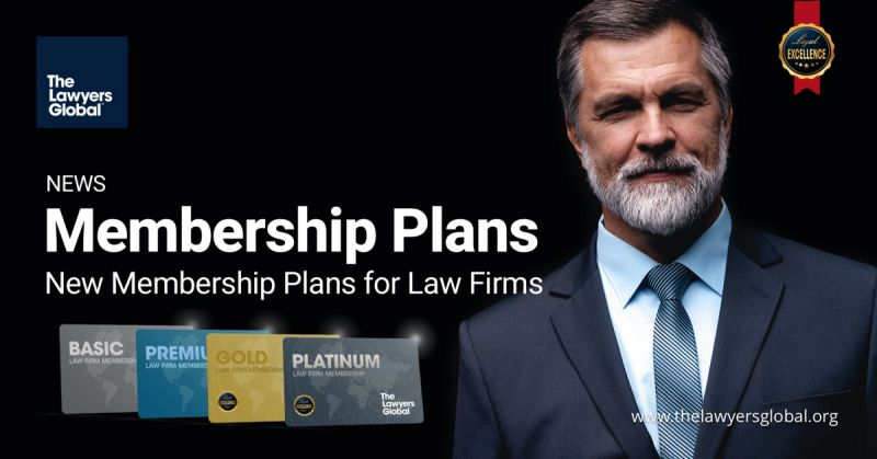 New Membership Plans for Law Firms at The Lawyers Global