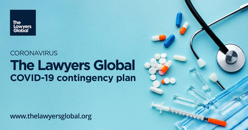 The Lawyers Global COVID-19 contingency plan