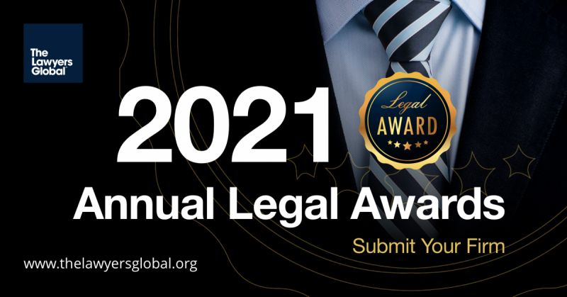 2021 Annual Legal Awards Terms and Conditions