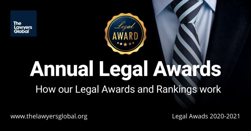 How our Legal Awards and Rankings work