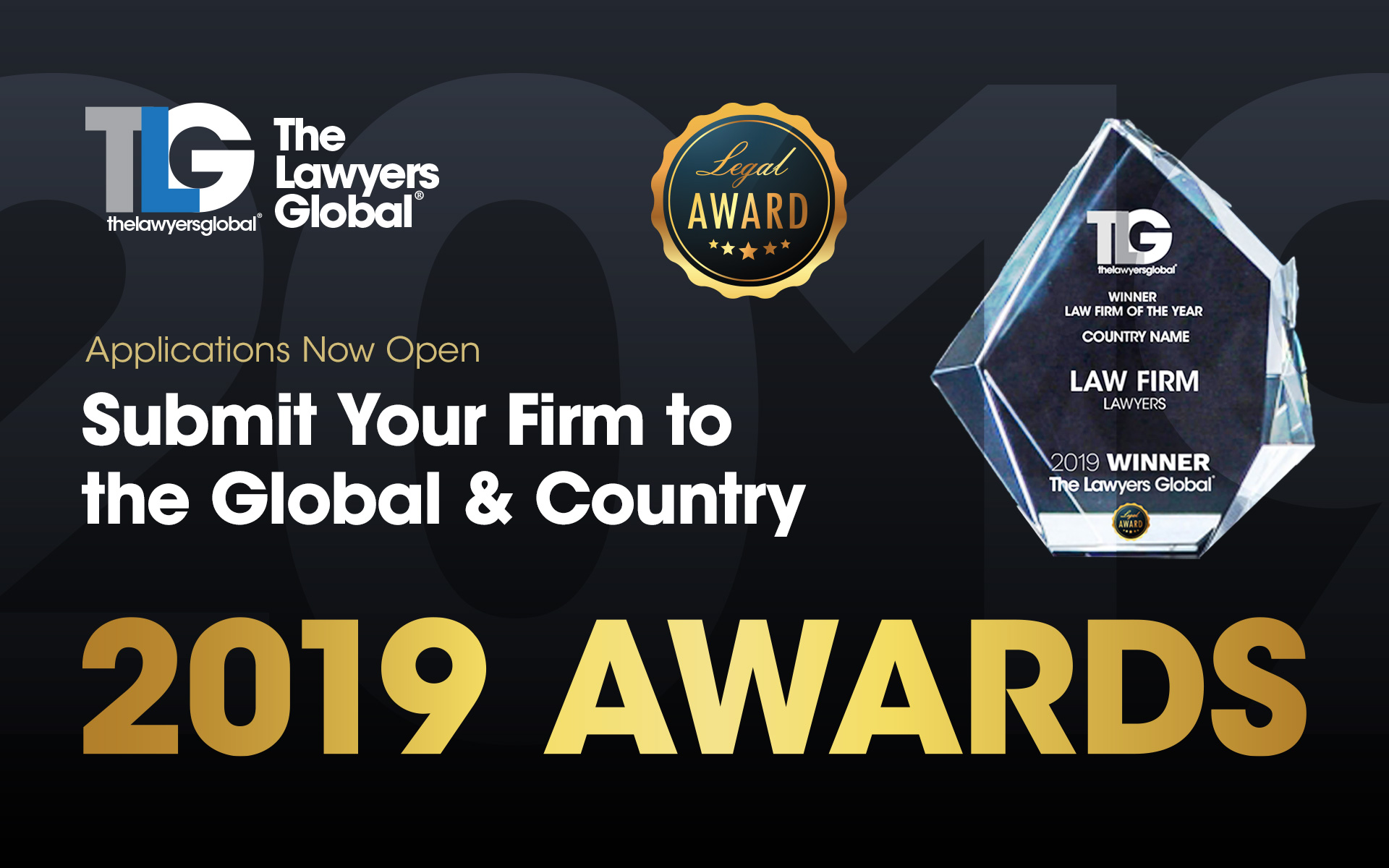 The Lawyers Global  Annual Awards 2019