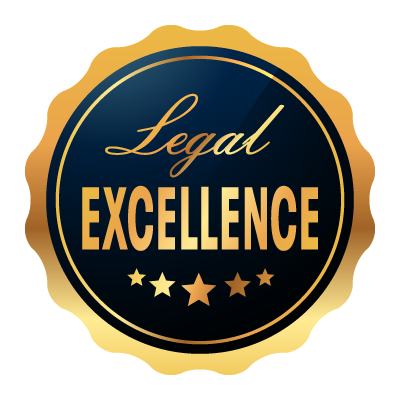 Legal Excellence Recognition Badge