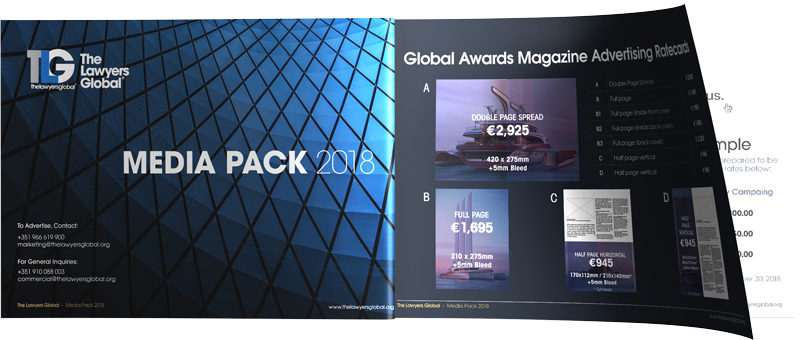The Lawyers Global Media Pack 2018