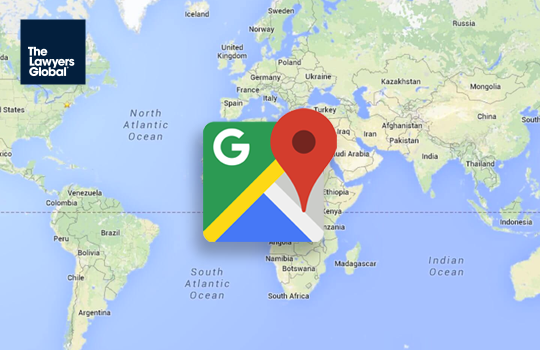 Google Maps Only Available for Client Firms