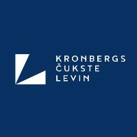Kronbergs Čukste LEVIN logo