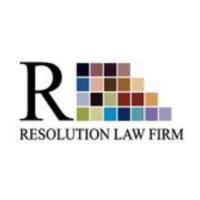 Resolution Law Firm logo