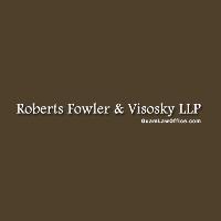 Roberts Fowler & Visosky LLP logo