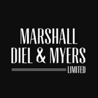 Marshall Diel & Myers Limited logo