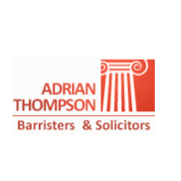 Adrian Thompson Barristers & Solicitors logo