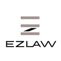 The EZLAW Firm logo