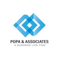 Popa & Associates logo