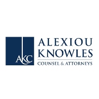 ALEXIOU, KNOWLES & CO logo