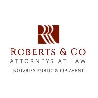 Roberts & Co logo