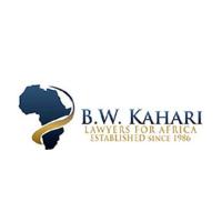 B.W. Kahari logo