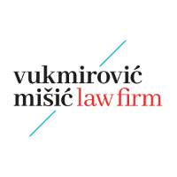Vukmirovic Misic law firm logo